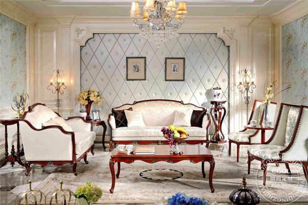 欧式风格家具有哪些特点?